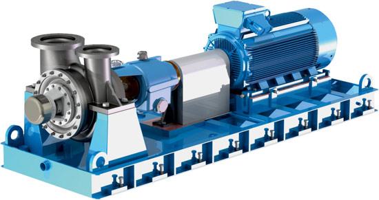 M Pumps WN SEAL M API 610