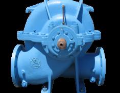 Flow Master Blue Pump