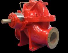 Flow Master Red Pump