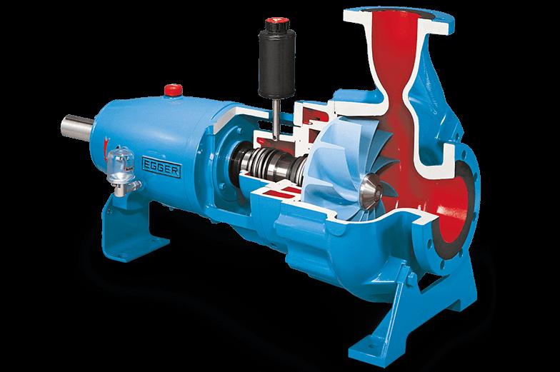 Egger Pumps Product